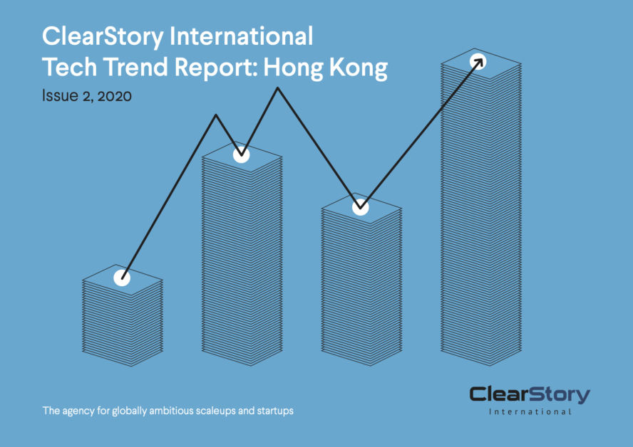 Our first 2020 Tech Trends Report for the UK, Singapore & Hong Kong